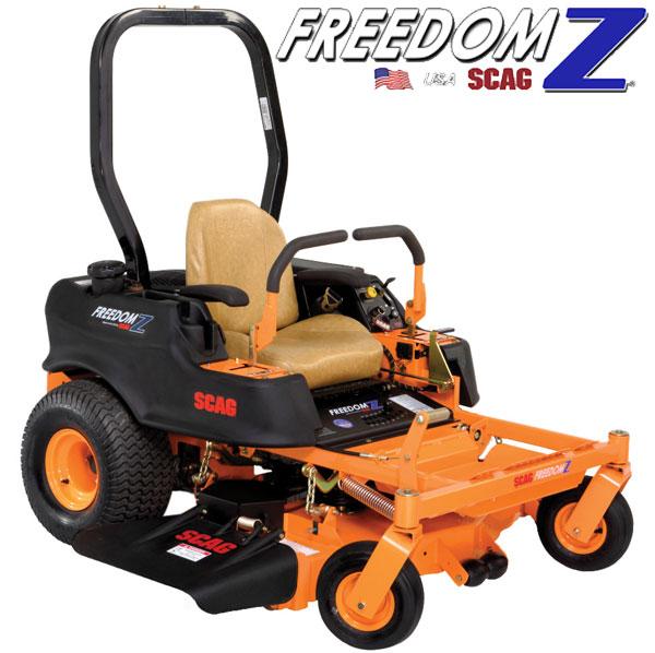 Sfz52-24kt Freedom 52 Inch Zero Turn Rider  2017